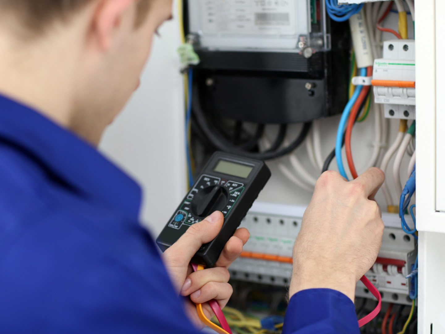Choose a trusted electrician